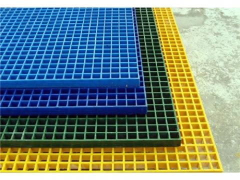 玻璃格栅板