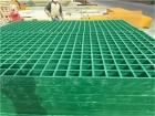 玻璃钢格栅是经树脂和玻璃纤维复合而成其密度较小