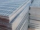 热镀锌钢格栅外表通过特别的热镀锌处理