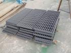 钢格栅焊接安装使用并且一般不经常拆卸场合