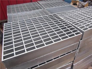 焊接钢格栅板