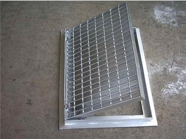 插接钢格栅板