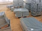 现在的钢格栅板系列产品一般都选用热镀锌表面处理