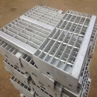 钢格板主要用于沟渠盖和钢架水道板