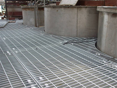热镀锌格栅板1