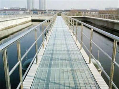 污水厂格栅板4