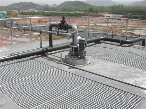 污水厂格栅板1