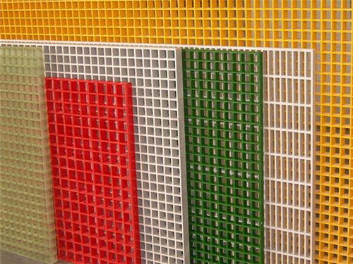 聚酯格栅板2